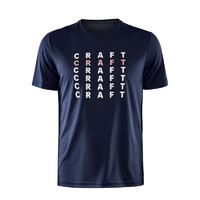 CRAFT Core Charge Logo 1910664 男子速干T恤