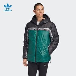 adidas 阿迪达斯 FL0009 男款双面羽绒服