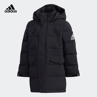 阿迪达斯官网 adidas LK MID DOWN 小童装冬季训练羽绒服EH4205