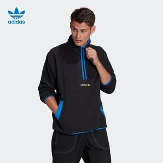 adidas 阿迪达斯 ADV HZ FLEECE GN2376 男装运动卫衣