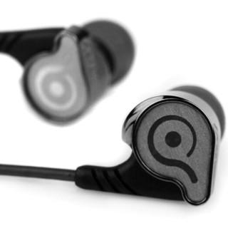 OSTRY 奥思特锐 KC06 入耳式挂耳式有线耳机 银灰色 3.5mm