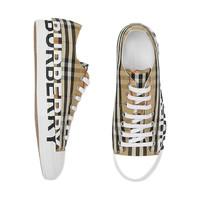 BURBERRY 博柏利 Vintage系列 女士格纹帆布鞋 80243011