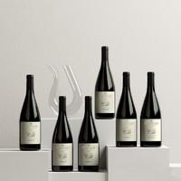 PLUS会员:露颂 干红葡萄酒礼盒 南澳源派设拉子 750ml*6瓶