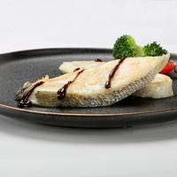 钓鱼记 国产白蕉海鲈鱼块 250g
