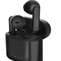 NOKIA 诺基亚 E3101 真无线降噪蓝牙耳机 黑色