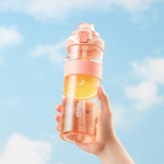 SUPOR 苏泊尔 KC60GZ20 冷水塑料杯 600ml 珊瑚橙
