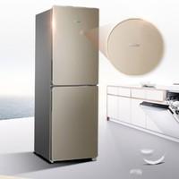 Haier 海尔 1 9 0升 双开门冰箱