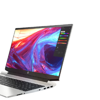 HP 惠普 战99 G3 锐龙版 15.6英寸 设计本 银色(锐龙R7-5800H、T600 4G、16GB、1TB SSD+1080P、HP ZHAN 99 Mobile Workstation G3)