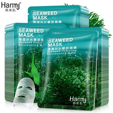 韩美肌(Hanmeiji)海藻面膜 30片装