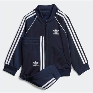 百亿补贴 : adidas 阿迪达斯 婴童装运动套装 GD2630