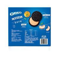 OREO 奥利奥 夹心饼干 白桃乌龙味 388g