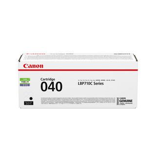 Canon 佳能 硒鼓CRG040 BK黑色标准容量(适用LBP710Cx/LBP712Cx)