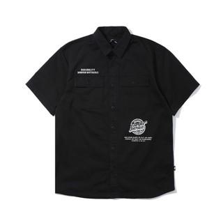 UNDER GARDEN Logo 男士衬衫