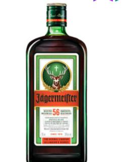 Jagermeister 野格 力娇酒利口酒 35度 700ml