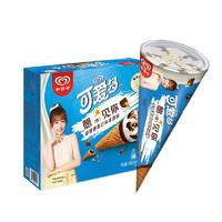 WALL'S 和路雪 可爱多 冰淇淋 非常香草味 67g*6支