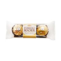 FERRERO ROCHER 费列罗 榛果威化巧克力 3粒