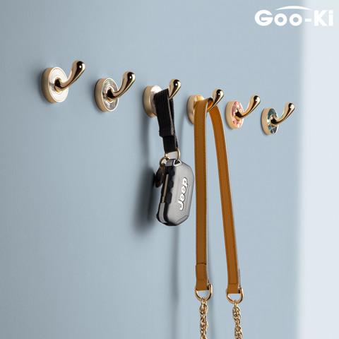 装饰挂钩门口钥匙挂钩进门墙壁挂北欧挂衣钩玄关现代创意衣服帽钩