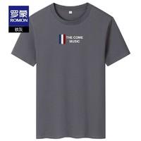 ROMON 罗蒙 S1T141019 男士短袖T恤