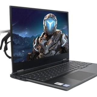 Lenovo 联想 拯救者 Y9000X 15.6英寸 轻薄本 黑色(酷睿i7-9750H、核芯显卡、16GB、1TB SSD、4K、IPS、60Hz)