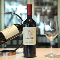 MONTES 蒙特斯 小天使 赤霞珠干红葡萄酒 750ml