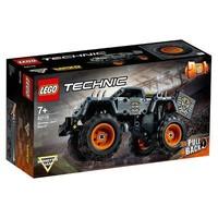 黑卡会员:LEGO 乐高 Technic科技系列 42119 疯狂大脚怪 Max-D 越野车