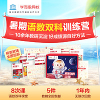 Xueersi Online School 学而思网校 暑期特训班 小学-高中全学龄、多学科辅导网课 包邮辅导礼盒