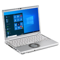 Panasonic 松下 CF-SV8 12.1英寸 移动工作站 银色(酷睿i5-8365U、核芯显卡、8GB、256GB SSD、1080P)