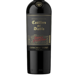 Casillero del Diablo 红魔鬼 魔尊 红葡萄酒 750ml*6瓶
