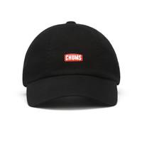 CHUMS 洽洽鸟 Logo 刺绣棒球帽