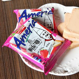 PANPAN FOODS 盼盼 梅尼耶干蛋糕 草莓味 1kg