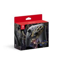 Nintendo 任天堂 Switch PRO手柄 怪物猎人崛起 限定