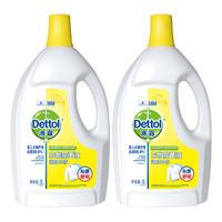 88VIP:Dettol 滴露 柠檬衣服除菌液 3L*2瓶