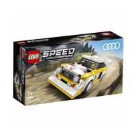 陪伴计划专享:LEGO 乐高 Speed超级赛车系列 76897 1985奥迪Sport Quattro S1