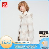 UNIQLO 优衣库 女装 连帽外套 437237
