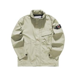 SKECHERS 斯凯奇 L121M012 男士夹克外套