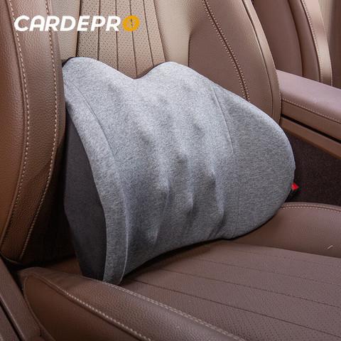 康车宝 汽车腰靠垫办公室座椅护腰垫靠枕靠背垫腰托靠抱枕沙发座椅