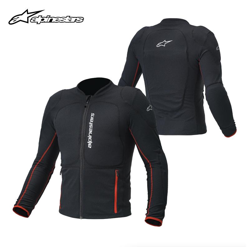 Alpinestars 摩托车骑行服 BASE 黑色