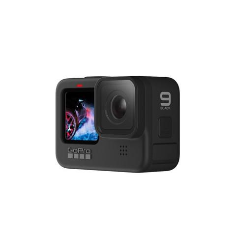 GoPro HERO9 Black 运动相机 旅行续航礼盒128GB