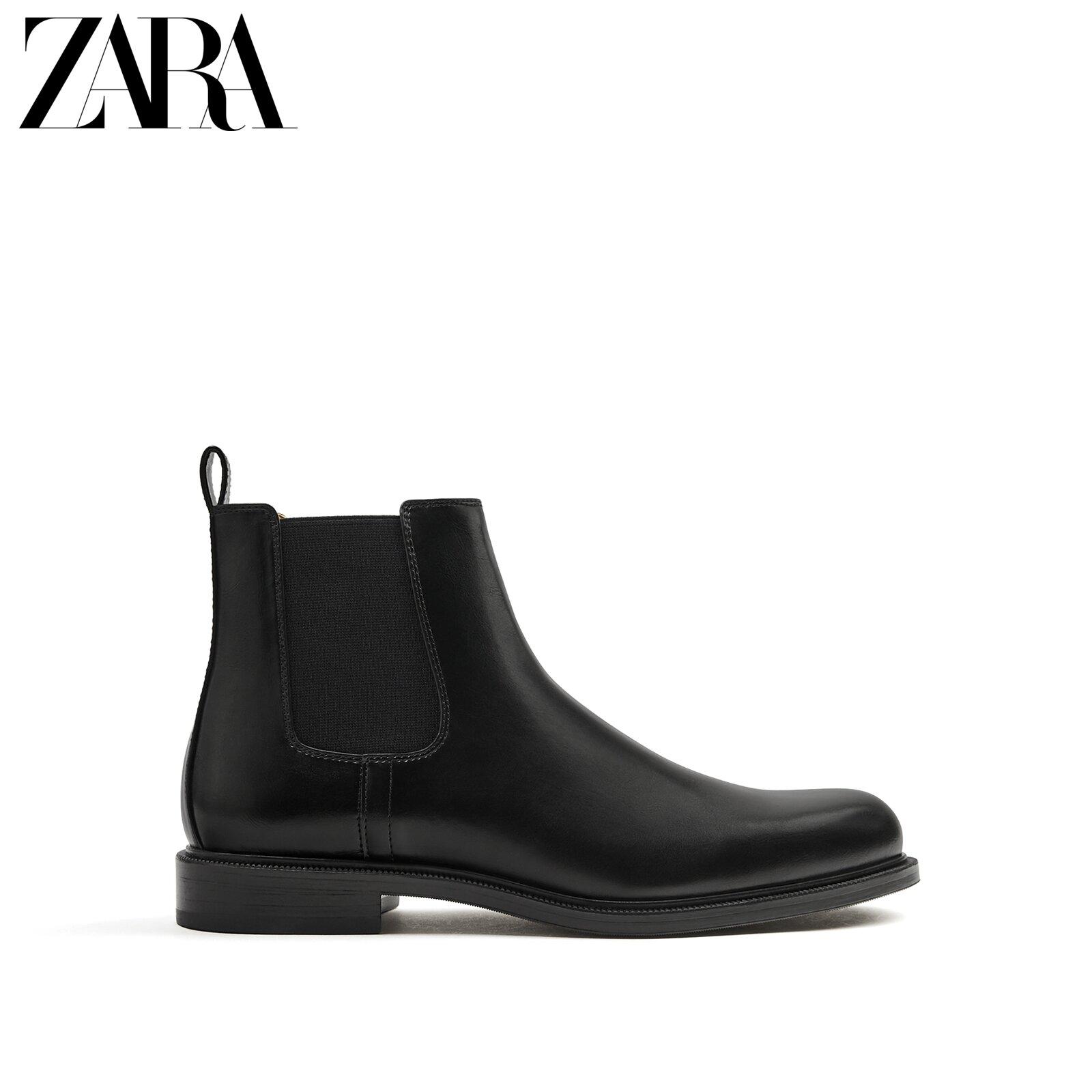 ZARA 12010720040 男士短靴
