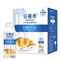 安慕希 燕麦黄桃/草莓酸牛奶 200g*10盒/箱