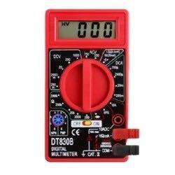 ELECALL 伊莱科 33D 高精度万用表 DT830B老款