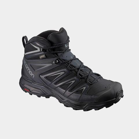 salomon 萨洛蒙 X ULTRA 3 WIDE MID GTX 男款徒步鞋