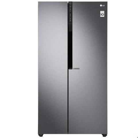 LG 乐金 S630DS11B 对开门冰箱 613L 银色