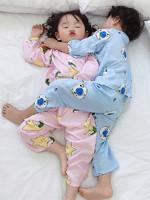 小童仙 儿童棉绸睡衣