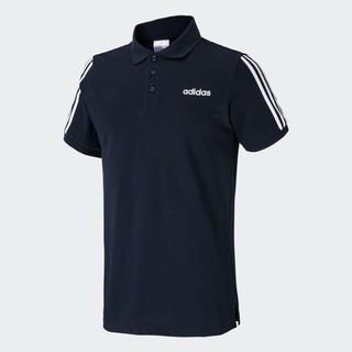 adidas 阿迪达斯 EJ0925 男款训练运动POLO衫
