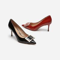 hotwind 热风 H004W11205 女士高跟鞋