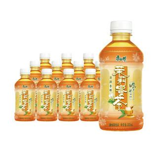康师傅 茉莉蜜茶 330ml*12瓶茉莉茶饮料清香浪漫整箱