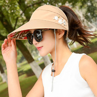 HOCR -帽子 防紫外线空顶帽