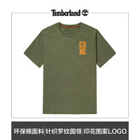 Timberland 添柏岚 A2FFD590 男士户外T恤