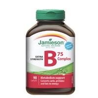 Jamieson 健美生 维生素B族复合片 90片*2瓶